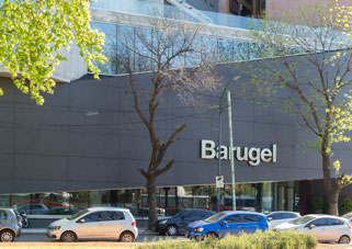 Barugel Mall