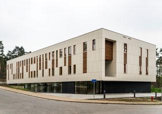 Unisensor Building