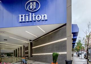 Hilton Hotel Boston